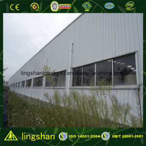 Peb Engineered Steel Structure Warehouse Building pictures & photos