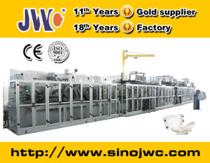 Economic Adult Diaper Machine (JWC-LKC) pictures & photos