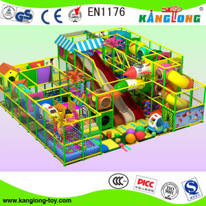 High Quality Indoor Playground with Certificate (TQB112-1) pictures & photos