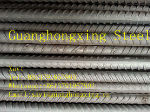ASTM A615 Hot Rolled Deformed Steel Rebar, Steel Rebar pictures & photos