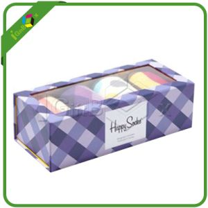 Window Box Packaging / See Through Packaging Box pictures & photos