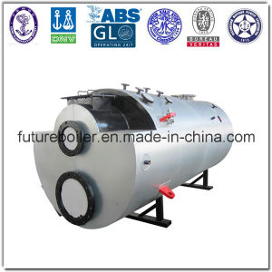 Marine Composite Boiler (Vertical LZY) pictures & photos