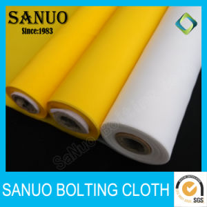 Sanuo Best Quality 100t-15D/40um-65inch/165cm-Screen Printing Mesh