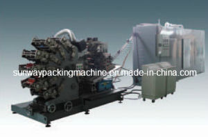 B. Ys-6 Color Rotating Printer Machine pictures & photos