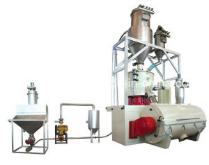 UPVC/PVC Two Cavities Tube/Pipe Production Line pictures & photos