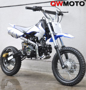 CE 125CC Dirt Bike with New Design (QWDB-07)