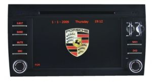 Car DVD Player for Porsche Cayenne with GPS Navigation pictures & photos