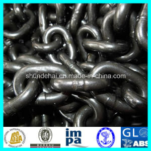 G80 Mining Round Link Chain 20mnsi/25mnv pictures & photos