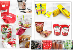 Stand-up Pouch Bag for Packaging of Snack Food pictures & photos