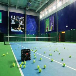 High Quality PVC Sports Flooring Inroll for Tennis Indoor 4.5mm pictures & photos