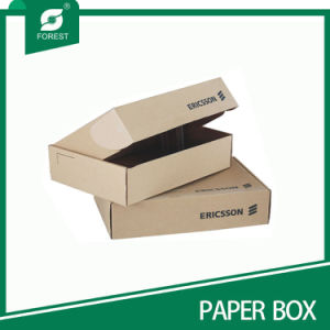 Custom Kraft Cardboard Packing Case pictures & photos