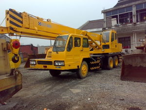 16 Tons Construction Mobile  Crane (QY16B. 5) pictures & photos