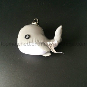 Ce En13356 Stuffed Shark Fish Reflective Toy Hanger for Promotion pictures & photos