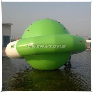 Top Quality Inflatable Water Toy Rocking Saturn From Guangzhou Factory