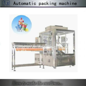 Honey Packing Machine for Stand up Pouch with Cap pictures & photos