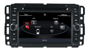 GPS Navigation Hummer H2/H1 Car DVD Player Hualingan pictures & photos