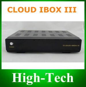 Cloud Ibox 3 Twin Tuner IPTV Streaming Satellite Receiver, Decoder IPTV