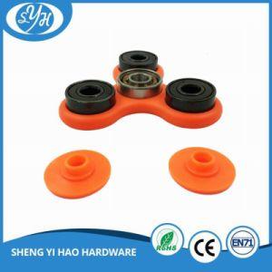 Wholesale Finger Spinner Pepyakka Hand Spinner Plastic 4 Bearings Fidget Spinner pictures & photos