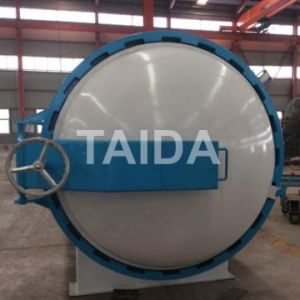 Rubber Autoclave Vulcanizing Tank Vulcanizer Machine pictures & photos