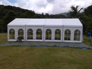 Customized Aluminium Frame Big Inflatable Tent for Wedding Party pictures & photos