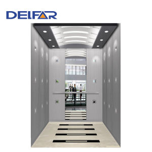 Passenger Elevator with Decoration Cabin pictures & photos
