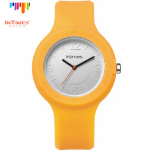 Intimes It-092 New Watch 2015 Woman Fashion Silicon Interchangeable Band Quartz Watch Original Design