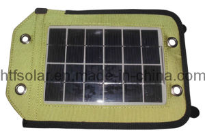 5W Travelling Portable Solar Powered Charger for Mobile Phone
