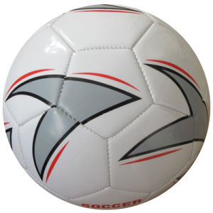 2017 New Design Machine Sewing PVC Soccer Ball pictures & photos