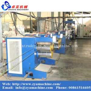 PP/Pet Packing Strapping Drawing Production Line/Machine pictures & photos