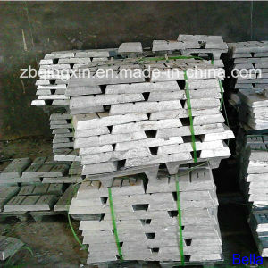 99.995% Pure Zinc Ingot Competitive Price pictures & photos