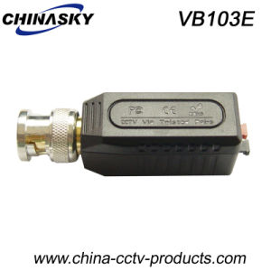 Cat5 UTP CCTV Passive Video Balun with CE RoHS (VB103E) pictures & photos