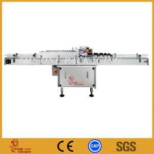 Glue Paper Labeling Machine/ Cold Glue Labeling Machine pictures & photos
