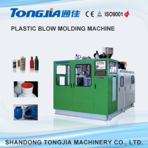 HDPE Jerrt Can Extrusion Blow Molding Machine pictures & photos