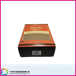 Folding Food Packaging Box (XC-3-004) pictures & photos
