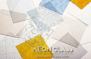 3mm, 4mm, 5mm, 6mm, 8mm Clear Patterned Glass, Clear Pattern Glass pictures & photos