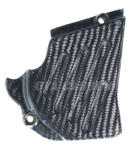 Carbon Fiber Front Sproket Gurd for Ducati Monster 1995-2007 pictures & photos