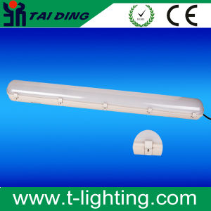 LED Lighting Fixtures Tri-Proof LED Light, Lienar Low Bay. PC +PC with IP65. Waterproof Batten Ml-Tl3-LED pictures & photos