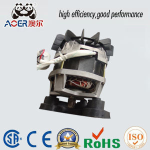 Single Phase Electric Induction Motor Used in Concrete Mixer pictures & photos