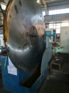 Induction Quenching Machine for Large Blade Teeth Heat Treatment (XG-60)