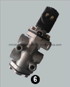 Solenoid Valve for Daf (1457275, 1303948)