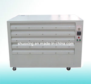Horizontal Screen Drying Cabinet, Horizontal Screen Drying with Drawers pictures & photos