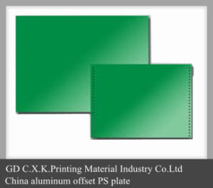 China Aluminum Offset Printing Conventional PS Plates pictures & photos