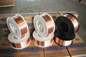 Ce TUV dB Approved Er70s-6 MIG Wire/Welding Wire pictures & photos