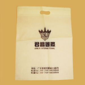 Hotel Shopping Bag (bag-005) Hotel Amenities Products pictures & photos