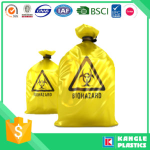 Factory Price Hospital Disposable Red Biohazard Bag pictures & photos