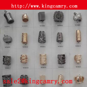 Metal Cord End Drawstring Cord End Stopper Metal Cord Stopper pictures & photos