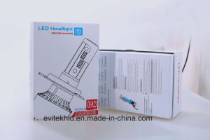 Best Selling Car Headlight Wholesale DC8V-32V 45W 6000lm LED Headlight pictures & photos