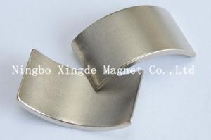 Arc Magnet Nickel Coating Use in Motor Customer Design