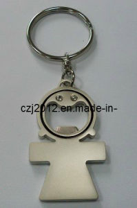 Promotional Zinc Alloy Diecasting Keyring pictures & photos