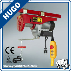 PA500 Kg Small Electric Winch 220V Mini Winch Electric 220V pictures & photos